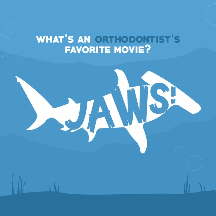 DID YOU KNOW that the mechanical shark used in the movie Jaws weighed 12 tons? That's enough metal for braces for over 130,000 people!   Palm Valley Pediatric Dentistry