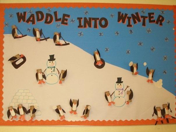 Boards preschool winter bulletin boards penguins bulletin bulletin
