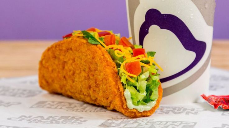 Foolish mortals that we were, we scoffed at the KFC Double Down, underestimating the worldwide appeal for a dish sandwiching moist, bacon-like things between a pair of crispy chicken filets. So successful was it, however, that Bloomberg reports Taco Bell has now decided to follow in its footsteps.Th