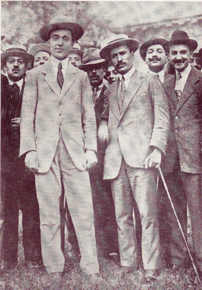 Sicilian Mafia.