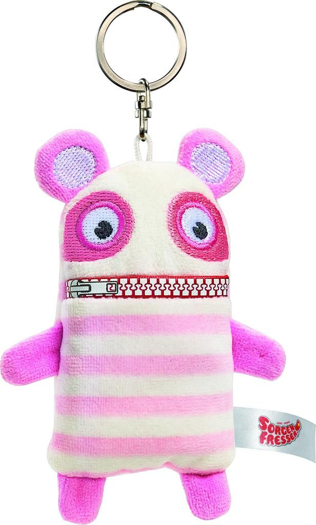 BETTI WORRY EATER KEYRING