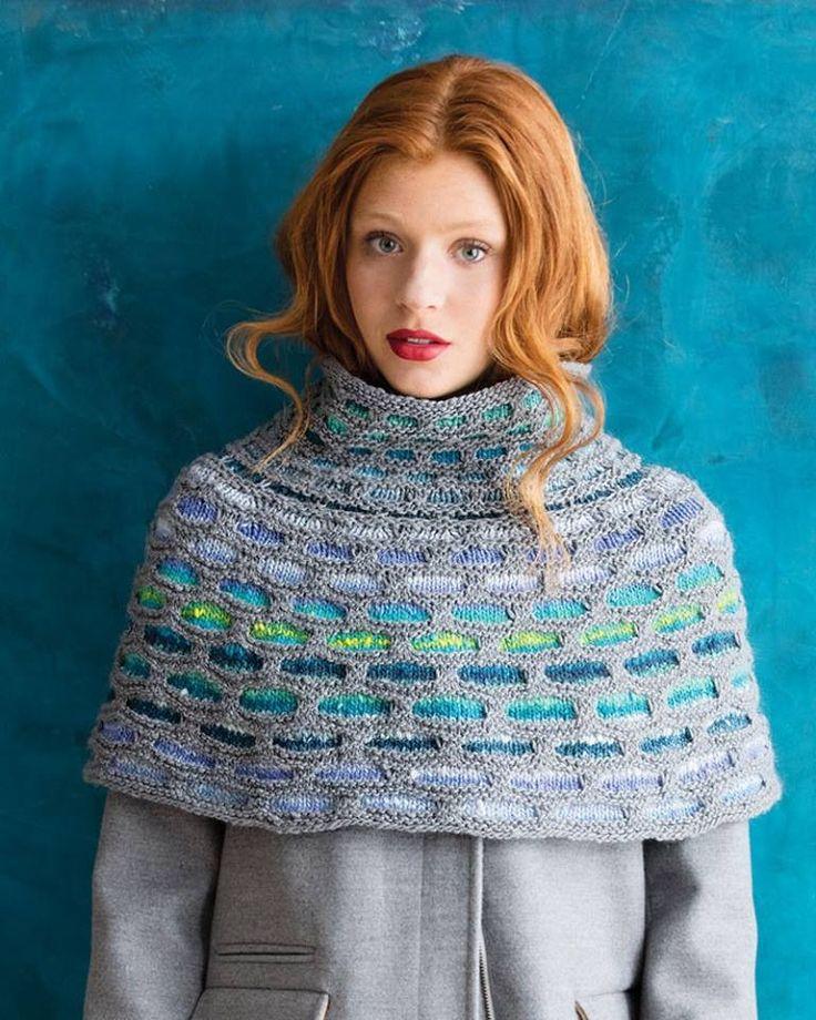 Noro Brick Stitch Cowl