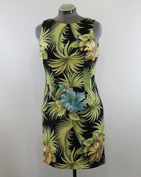 Retro floral sundress, $23.46 from #SammysChifforobe #Etsy