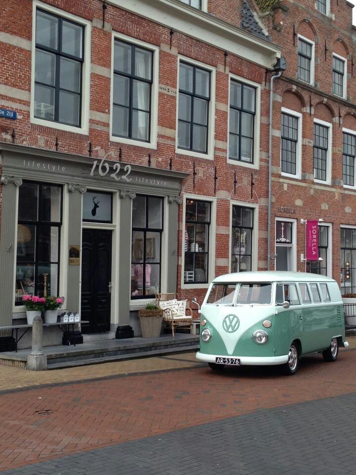 Classic VW in Dokkum - The Netherlands #volkswagen