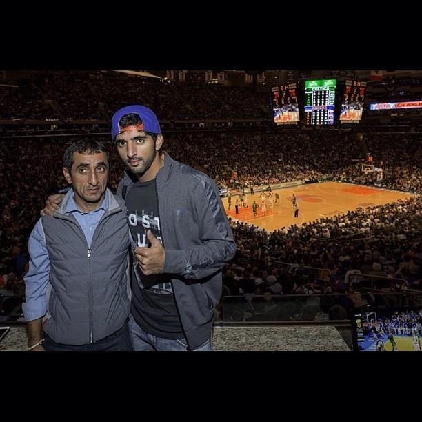 Well done #Celtics Hard luck #Knicks #NBA Playoffs at Madison Square Garden - @ faz3- # ...