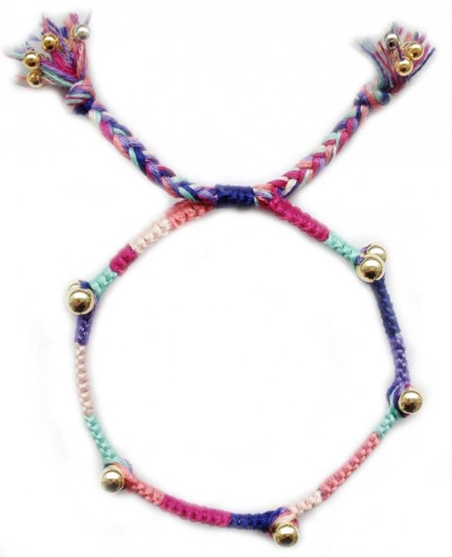 ★ Sugar candy ★ | Hippie armbanden | macrame bracelet