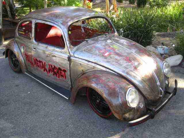 1951 VW Split Window Beetle For Sale at Oldbug.com