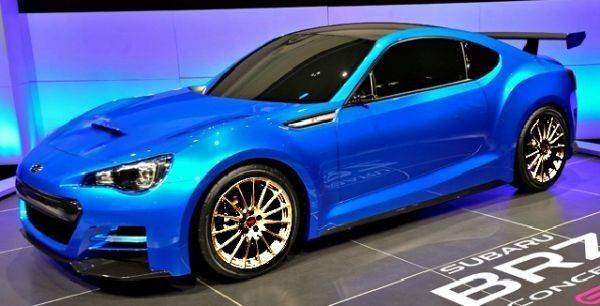 2016 Subaru BRZ STI Release Date and Review