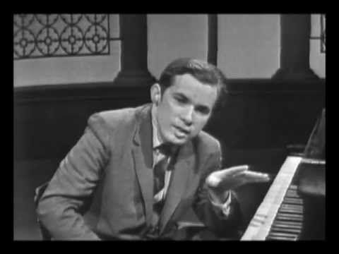 Glenn Gould talks about J S Bach