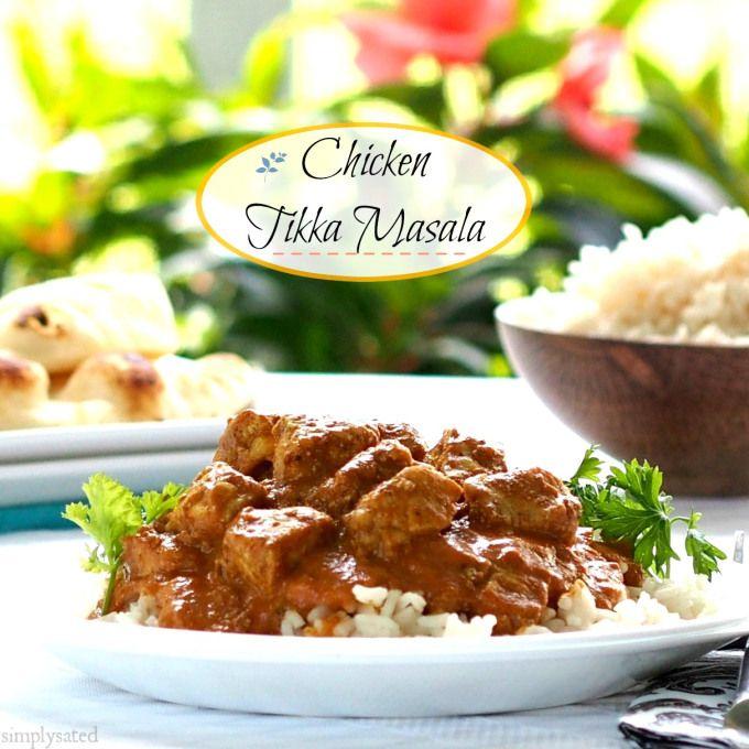 Chicken tikka masala essay
