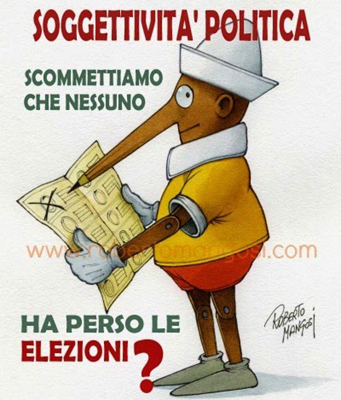 ITALIAN COMICS - Beppe, le cazzate sono come i boomerang…