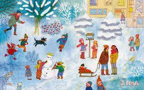 Basia - jej rodzina i znajomi. Wielka Księga Basi. / Basia - a funny and clever 5-year old girl. The Big Book of Basia.