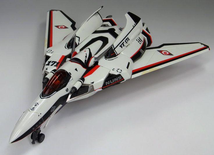バンダイ DX超合金 GE-56 VF-171EX ナイトメアプラスEX[早乙女アルト機] レビュー/ガムの玩具店