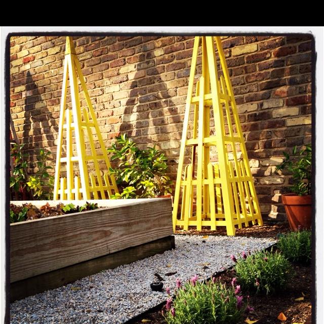 146 best Steel garden images on Pinterest