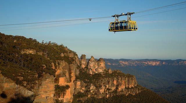 Skyway @ Scenic World: OMG, I have to do this!!!!!