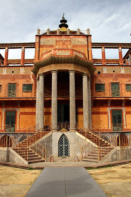 Chinese Palace, Palermo, Italy