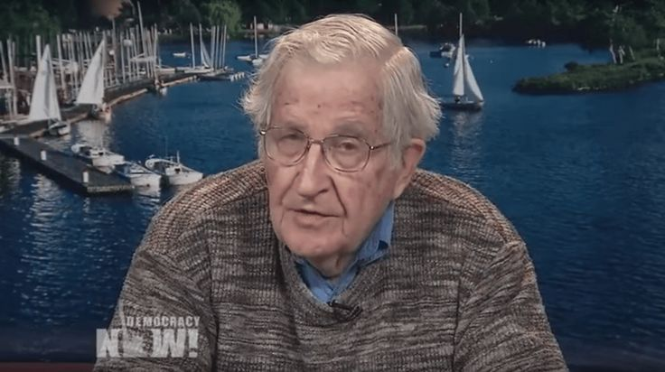 Chomsky doubles down on statement that the Republican Party is most dangerous group in human history:  I mean, has there ever been an organization in human history that is dedicated, with such commitment, to the destruction of organized human life on Earth? Not that I'm aware of.