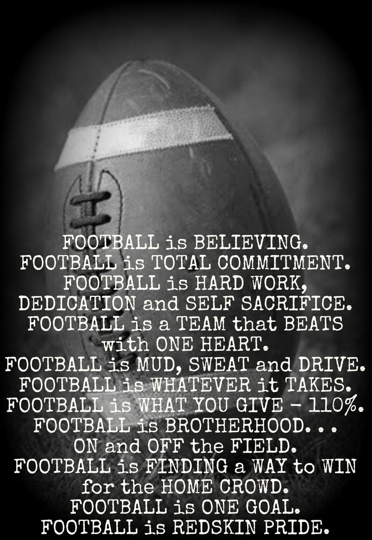 Inspirational Football Quotes Custom 88 Best Inspirational Football Quotes Images On Pinterest  Football