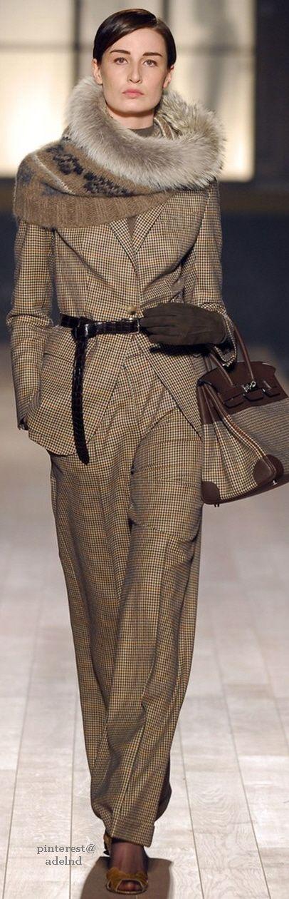 Hermès women fashion outfit clothing style apparel @roressclothes closet ideas