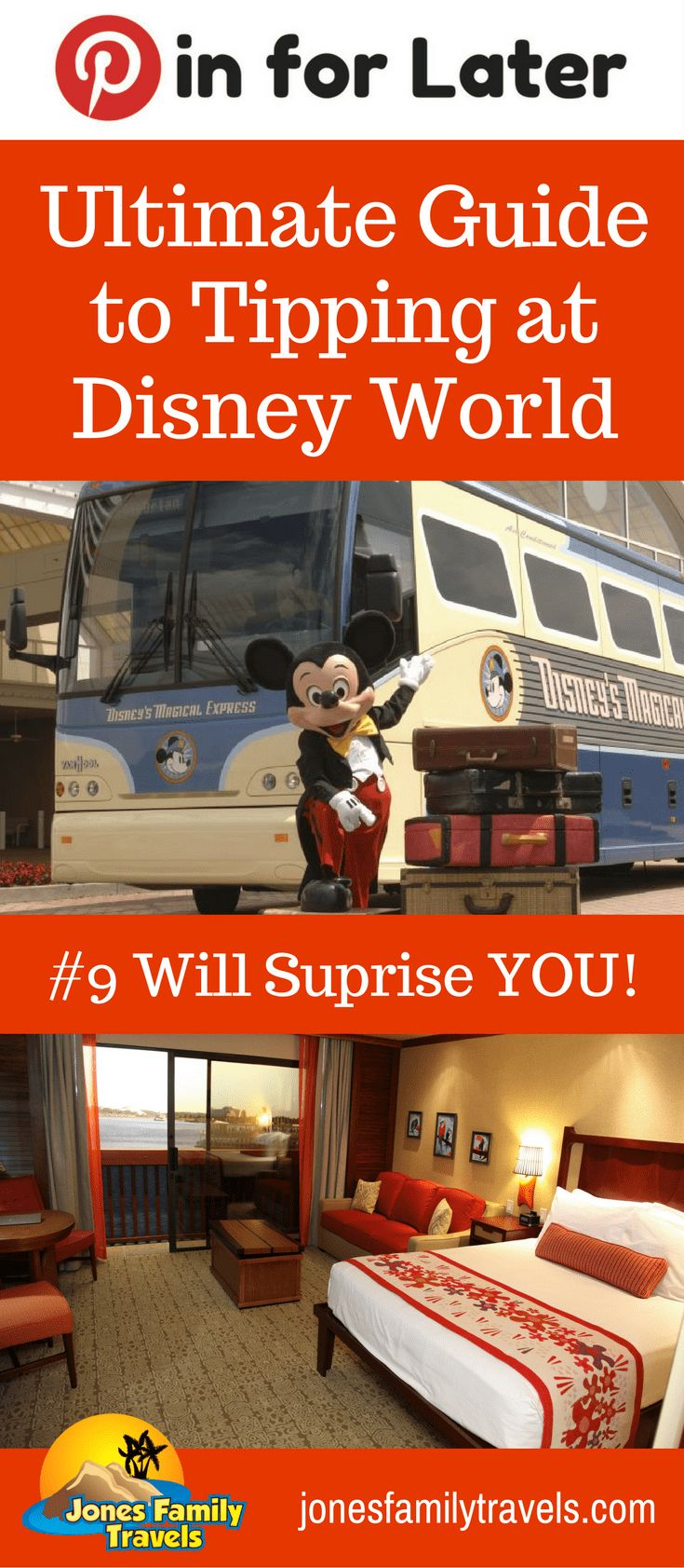 Ultimate Guide to Tipping at Disney World | Viaje a Disney ...