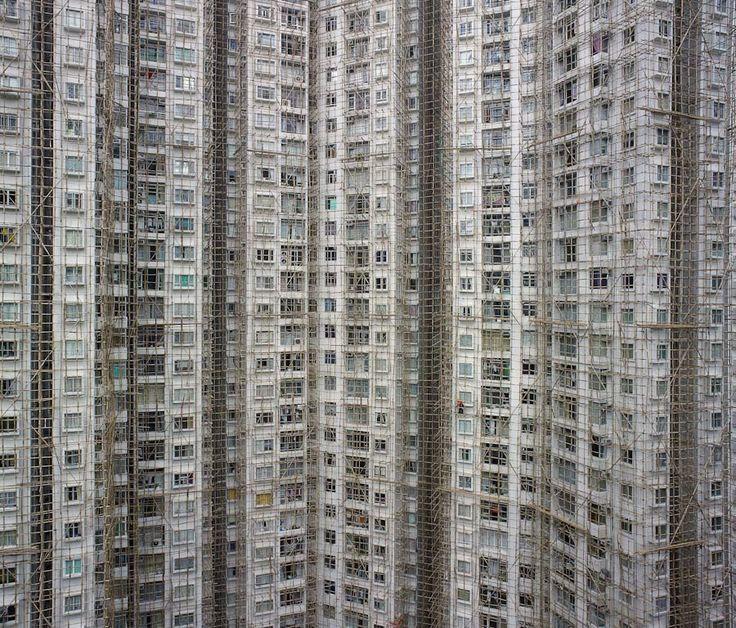 IlPost - © Michael Wolf, Architecture of Density - © Michael Wolf, Architecture of Density