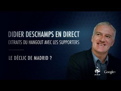 FOOTBALL -  Didier Deschamps : On a vibré, on a eu des émotions - http://lefootball.fr/didier-deschamps-on-a-vibre-on-a-eu-des-emotions/