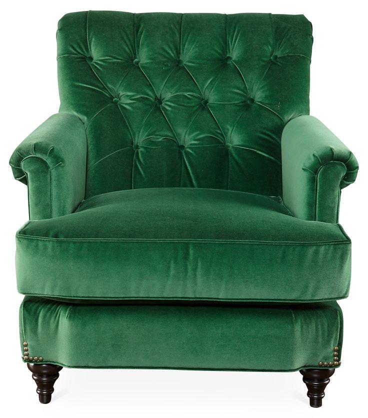 25+ bsta Tufted chair iderna p Pinterest   Sovrum ...