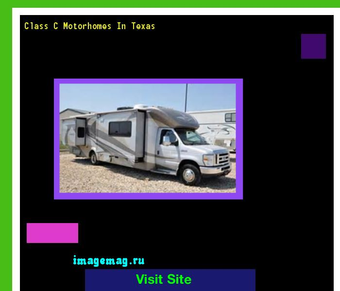 Class C Motorhomes In Texas 103822 - The Best Image Search