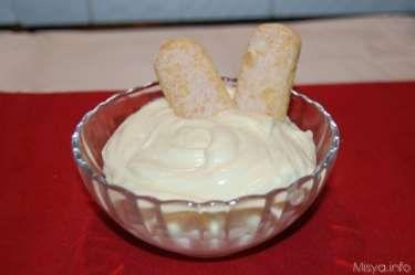 » Crema al mascarpone Ricette di Misya - Ricetta Crema al mascarpone di Misya