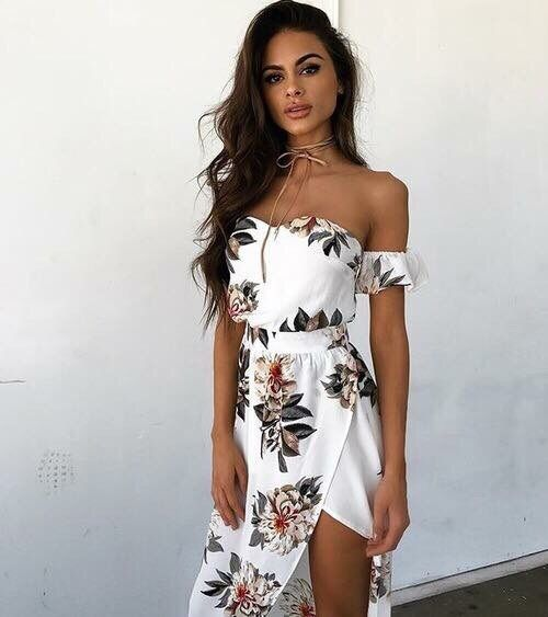 25  best Floral Dresses trending ideas on Pinterest | Maxi dress ...