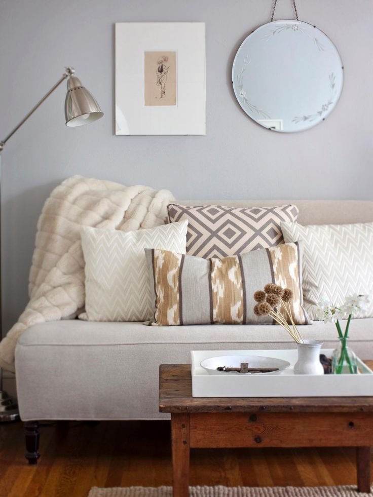 Small Urban Apartment Makeover. 450 best Designer Rooms from HGTV com images on Pinterest   Decor