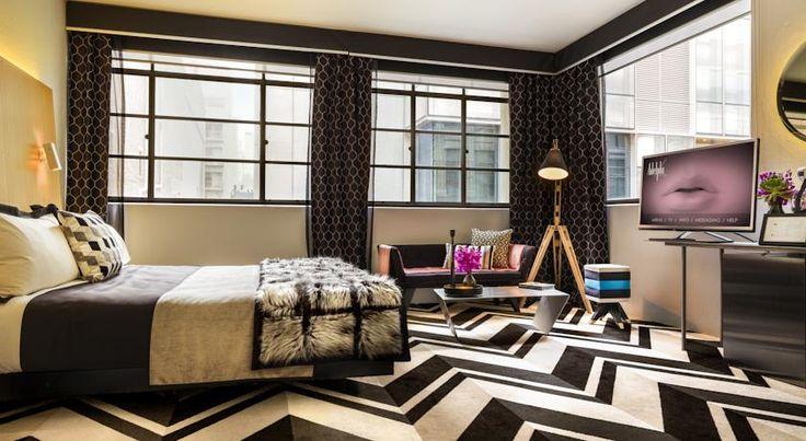 $1099 NZD Adelphi Hotel, Melbourne, Australia - Booking.com. AMAZING
