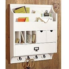 Entryway organizer.  I bought something similar at Winners for my scrap booking stuff for like 25.00