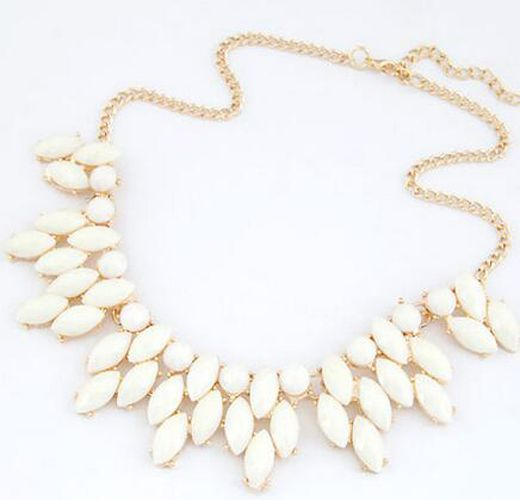 Hot-Fashion-Women-Chain-Statement-Collar-Bib-Pendant-Chunky-Necklace-Jewelry