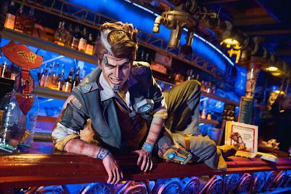 Borderlands - Handsome Jack - Cosplay