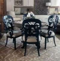 Stanley 5 Piece Dining Set in Showroom at Ciao Interiors