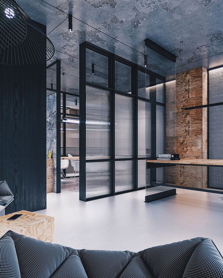Office Interior Design Inspiration: Minimal Interior Design Inspiration