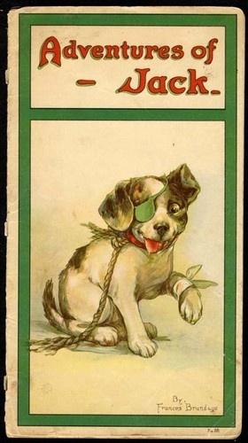 ADVENTURES OF JACK Puppy Dog - 1921 - FRANCES BRUNDAGE
