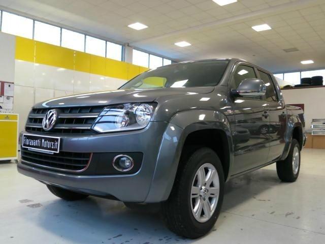 Volkswagen Amarok 2.0 BiTDI Highline a 26.000 Euro   Fuoristrada   5.000 km   Diesel   120 Kw (163 Cv)   03/2012