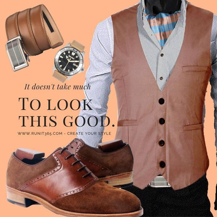 Run your Elegance 365 days a year! Elegance is a mindset You look Good - Woody Deluxe shoes and Ascot Tie Marius - Runit365 your Elegant Men Store  #belt #shoes #leather #silk #tie