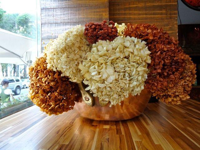 O que fazer com as flores após o casamento