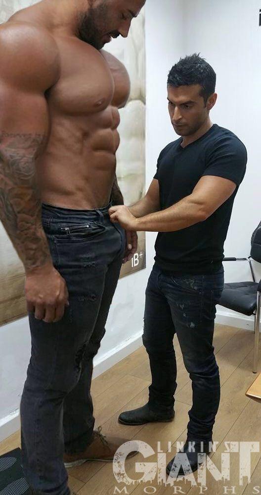 Big Tall Men