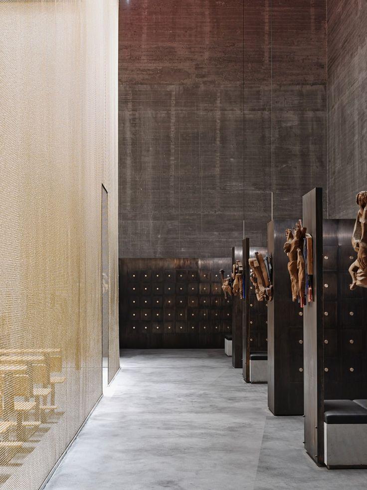 Kirche in Köln von Kissler und Effgen zu Kolumbarium umgebaut / Alles ist schon da - Architektur und Architekten - News / Meldungen / Nachri...