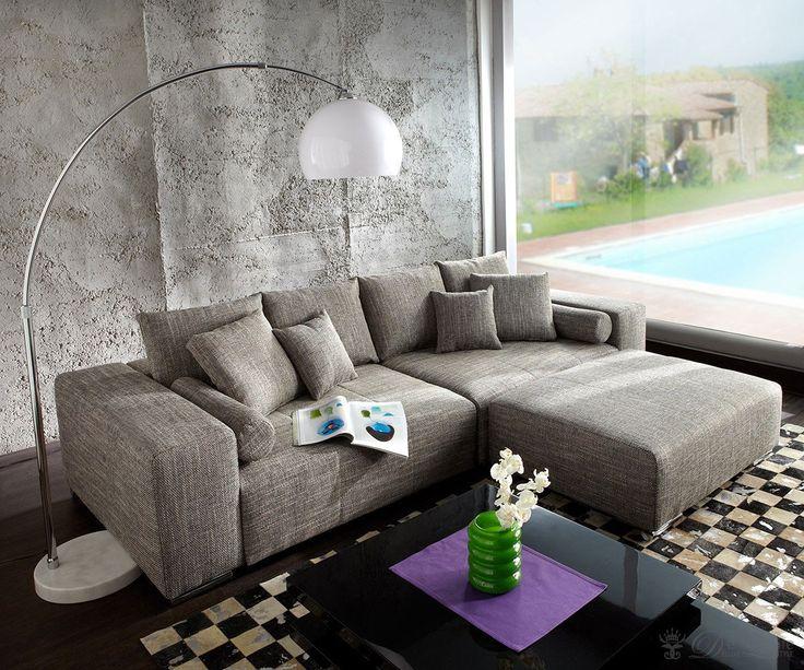 17 besten ecksofa Bilder auf Pinterest Neue wohnung, Couch und - wohnzimmer sofa landhausstil