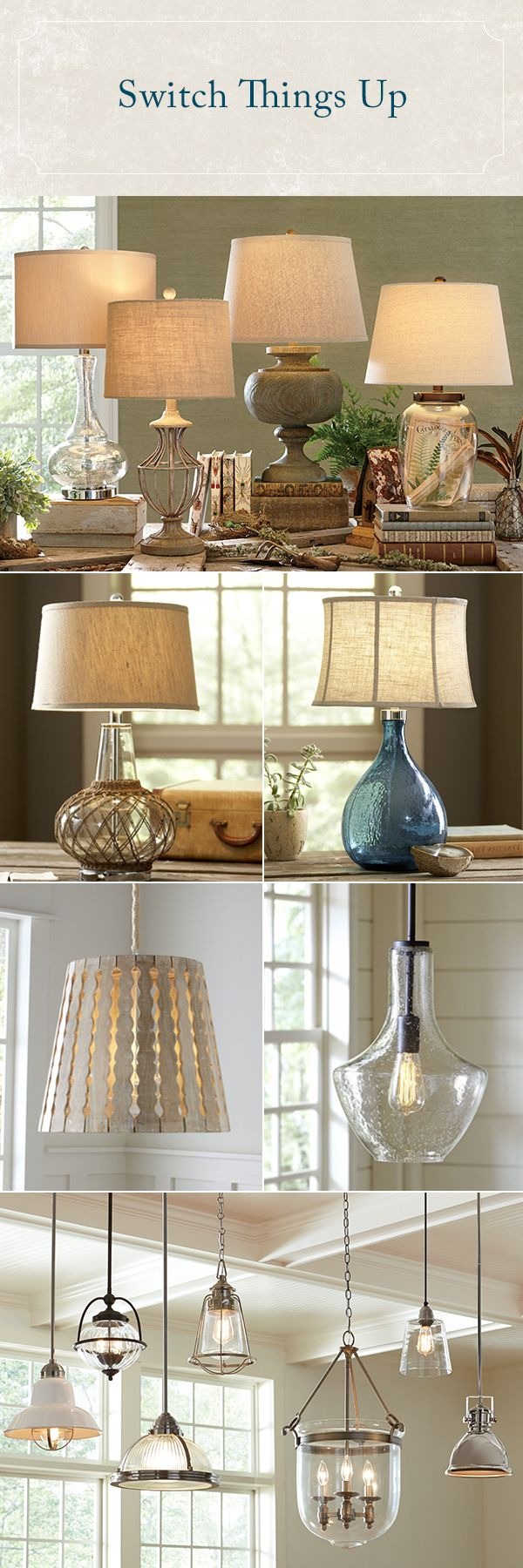 Looking for some bright decorating ideas? Whether it's a pendant, table lamp, or chandelier, lighting can have a major effect on the look and feel of your space. Check out Birch Lane's selection for everything from statement pieces to the ideal reading lamp and get ready to see your home in a whole new light.  Orders over $49 always ship free.  Plus, right now, all lighting is up to 20% off!