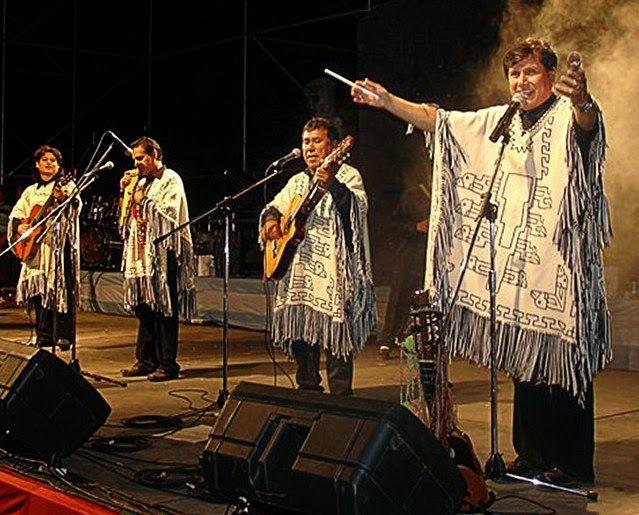 Cantantes de todos los Tiempos: Los Kjarkas - Biografia