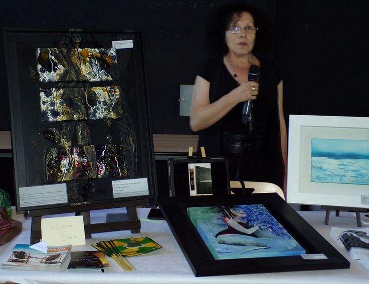 Leonor Trindade Sousa e Art'ificios - Artes e Ofícios em Genebra. Leonor Trindade Sousa participou na Festa Lusófona, dedicada a várias formas de arte.  Ocorreu em Genebra nos passados dias 17 e 18 de Junho de 2017. Veja o álbum da participação... https://www.facebook.com/pg/artificios16/photos/?tab=album&album_id=1878638879042760