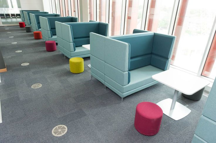 HenRay high back two seater sofas
