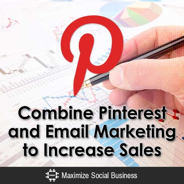 How can your business combine the two powerhouses of email marketing and Pinterest for maximum impact? Here are 7 ideas and examples from some of the top brands on Pinterest. #socialmedia