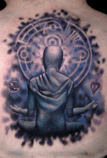 Meditation Tattoo
